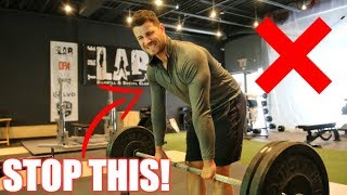 How to PROPERLY Stiff-Legged Dead lift  | Romanian Dead lift  vs. Stiff-Legged Dead lift