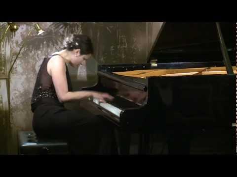"Dora Deliyska, Schubert/Liszt ""Erlkönig"""