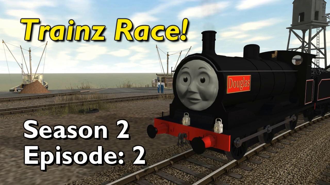Trainz Race S2 Race:2 -