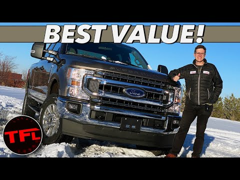 Here's Why The 2020 Ford F-250 XLT Is Trim You'll Want To Buy!