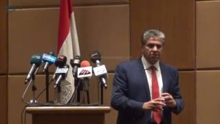 مصر العربية | وزير البيئة: لن نسمح بممارسة أى نشاط اقتصادى يضر بالمحميات الطبيعية