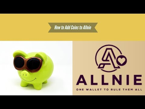 How To Add Coins To Allnie