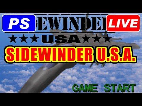 [LIVE] SIDEWINDER U.S.A. / BOGEY DEAD 6 [PS]