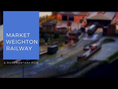 Beverley Minster / Model of Market Weighton station