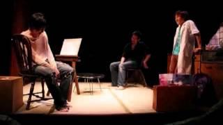 国道五十八号戦線『反重力エンピツ(再演)』スライドショー 2010/07/23...