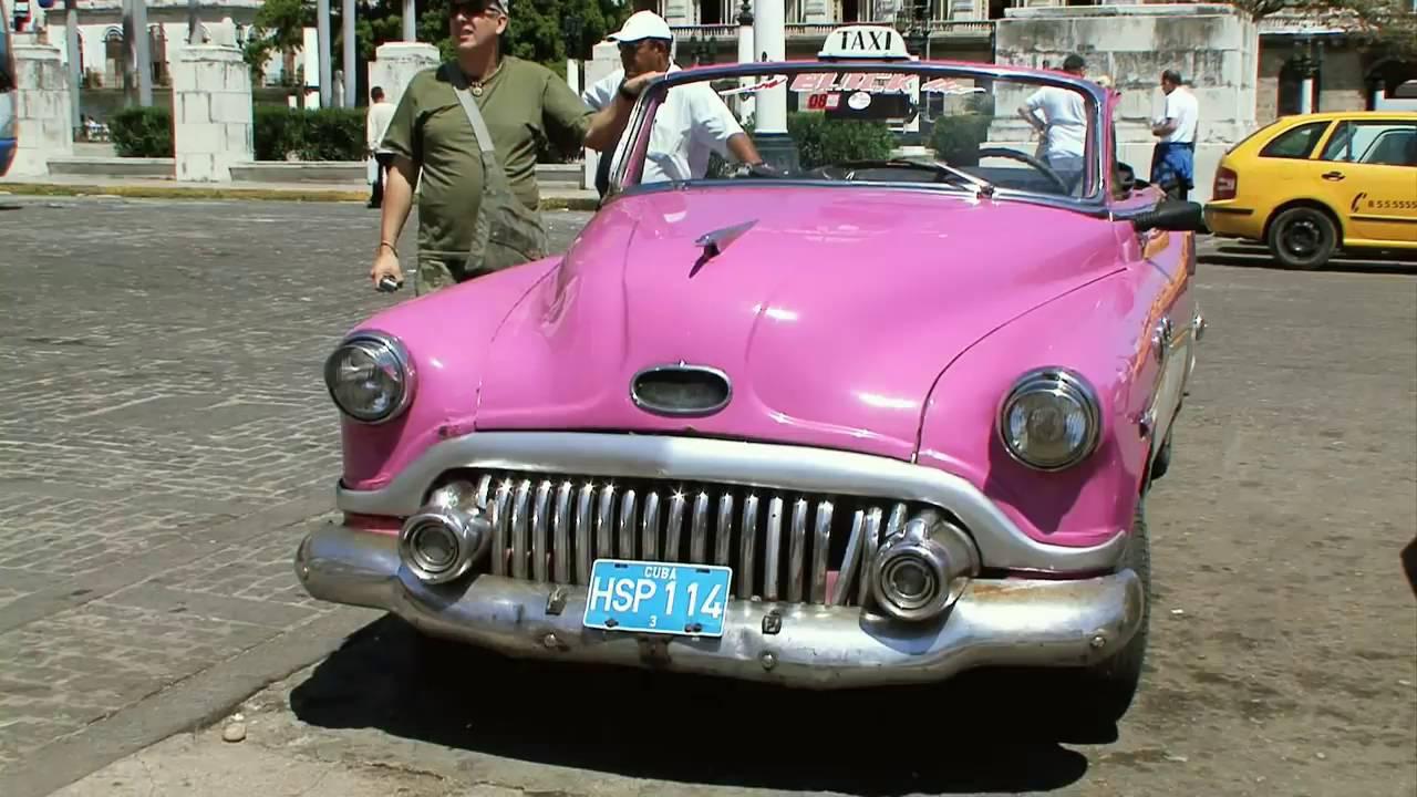 Classic Cars Of Cuba Pre S American Cars In Havana Youtube