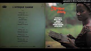 vuclip Orchestre Bella Bella, Empire Bakuba, Les Kamale, etc: L'Afrique Danse 360.085 (1976)