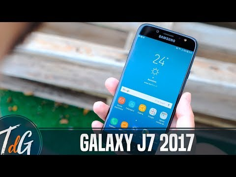 Samsung Galaxy J7 2017, review en español