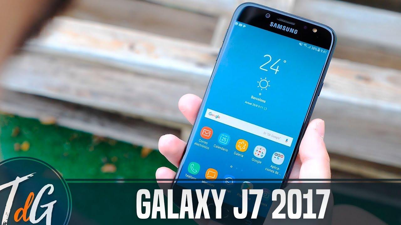 Samsung Galaxy J7 - Reconfiguración del aparato