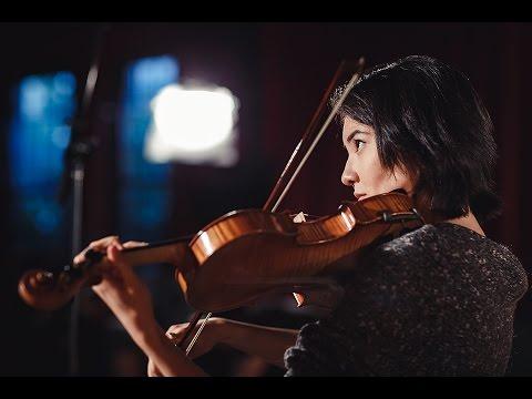 Ones To Watch: Galya Bisengalieva (LCO) - Partita no.2 in d minor, Allemanda by J.S Bach