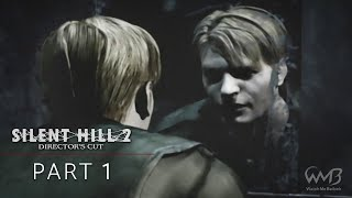 Silent Hill 2 - Walkthrough Part 1 - Letter from Mary (Hard)