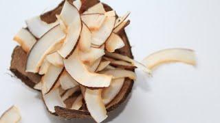 кокосовые чипсы рецепт