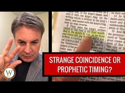STRANGE COINCIDENCE – OR PROPHETIC TIMING? - Dr. Lance Wallnau | May 23, 2018