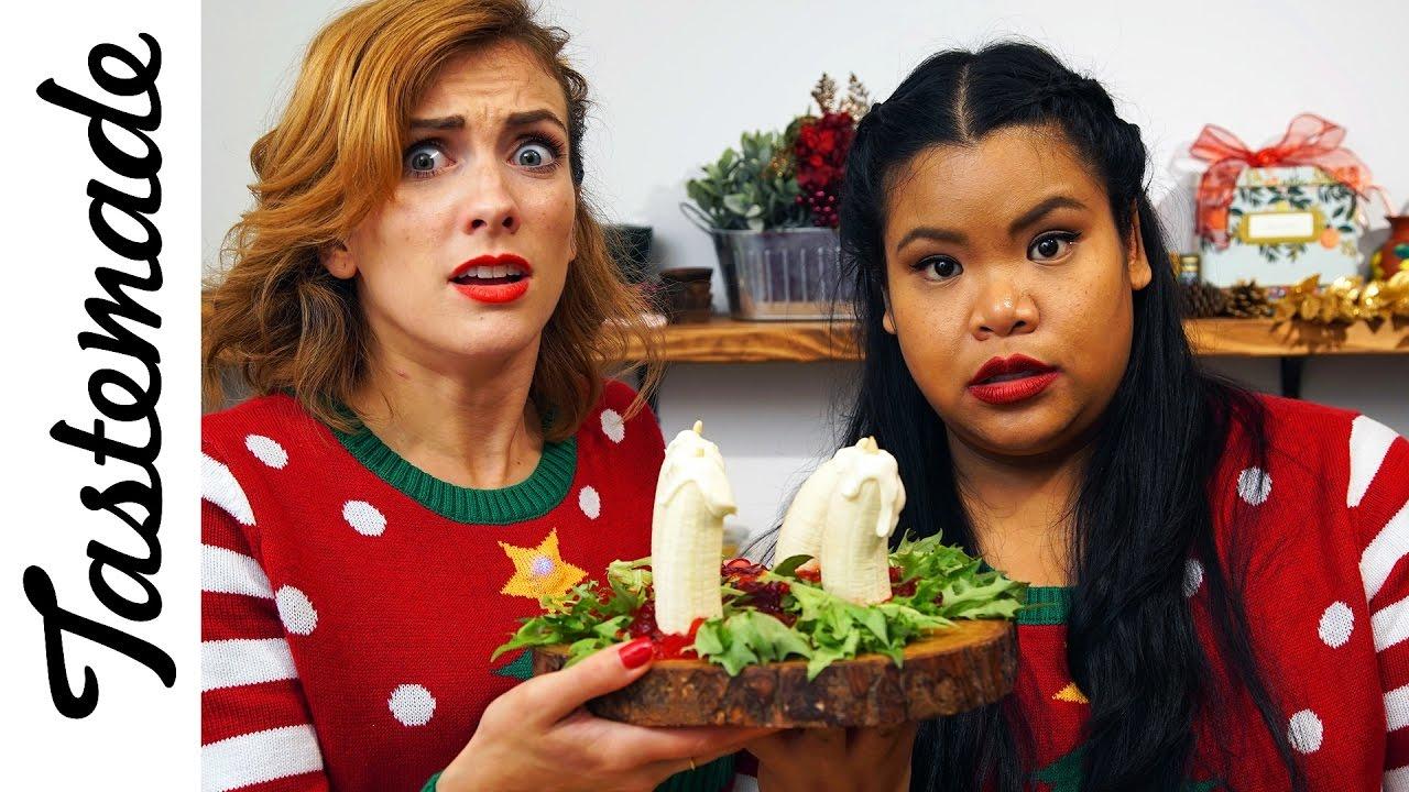 Vintage Holiday Recipe Experiment | The Tastemakers-Julie & Jen