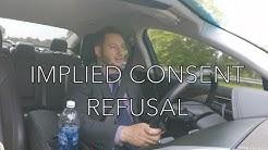 Implied Consent Refusal Michigan