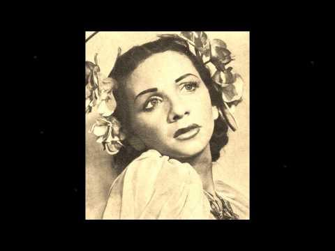 Dalva de Oliveira - TUDO ACABADO - J. Piedade e Oswaldo Martins - gravação de 1950