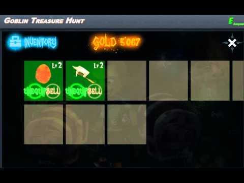 Goblin Treasure Hunt #4 Финал (Кликер)