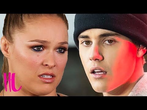 Justin Bieber Reacts To Ronda Rousey Diss