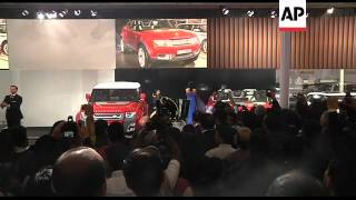 Tata unveils new vehicles and concept plans for LandRover