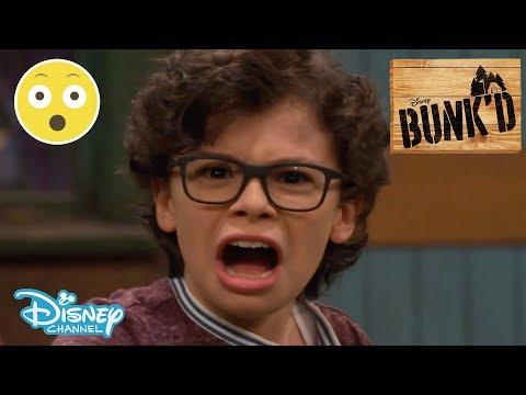 Bunk'd   SNEAK PEEK: Kikiwaka's Got Talent ✨   Disney Channel UK