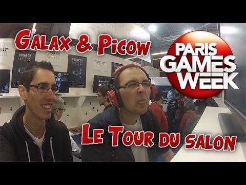 Paris games week 2013 le tour du salon avec galax for Salon paris games week