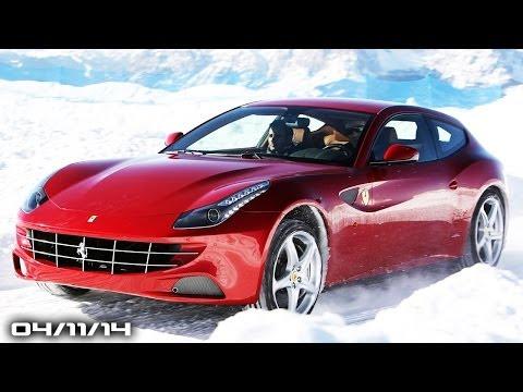 Ferrari FF Coupe, Land Rover Transparent Hood, Massive Toyota Recall  - Fast Lane Daily