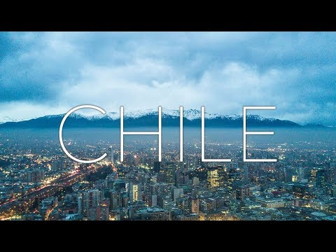 A Day in Santiago, Chile 2017
