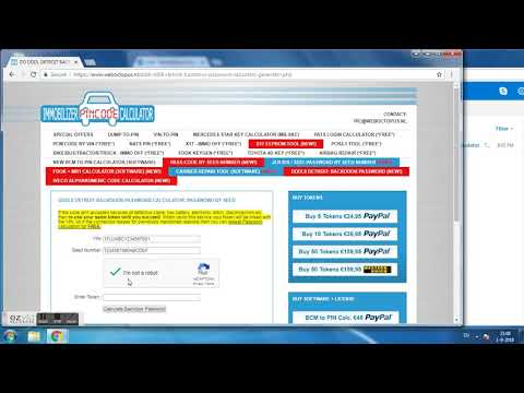 DETROIT DDDL8 DDL8 BACKDOOR PASSWORD CALCULATOR ( KEYGEN / GENERATOR) from YouTube · Duration:  1 minutes 12 seconds