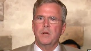 Jeb Bush: When I Say Anchor Babies, I Mean Asians!