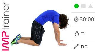 30 Minuti Con Esecizi di Stretching, Pilates e Yoga