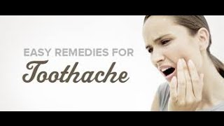 How to Get Rid of a Toothache The Most Effective Way