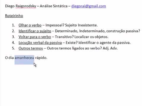 Download Análise Sintática Fácil e Descomplicada [Parte 4]