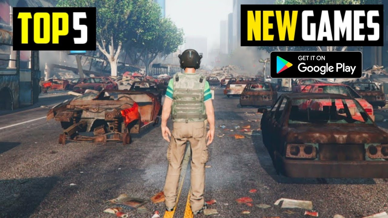 Top 5 New HIGH GRAPHICS Games for Android 2020 | 5 Best Upcoming Games For Android