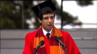 Boston University Commencement 2013 -  Adolfo Gatti