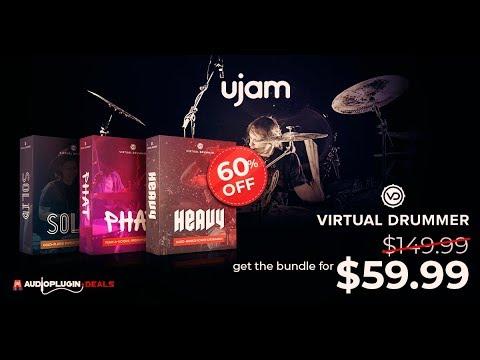 UJAM Virtual Drummers Bundle - Quick Dive