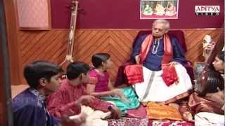 Indian classical music Lessons By Dr. Nookala China Sathyanarayana - part 5
