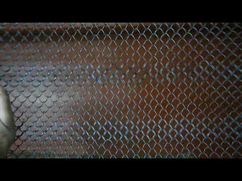 Как натянуть панцирную сетку на кровати видео