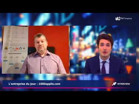 Thierry Gautron, 1000applis.com : « Valoriser les commerces de proximité avec une appli ! »