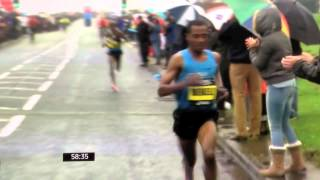 BUPA Great North Run 2013 Half Marathon Mo Farah, Kenenisa Bekele, Haile Gabresalassie