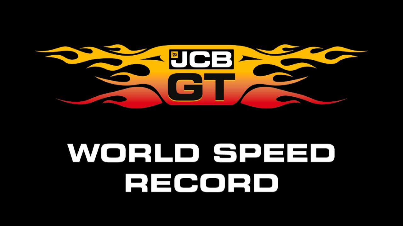 The JCB GT: The World's Fastest Digger