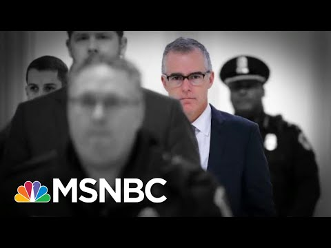 McCabe: Trump's Loyalty Demands Are Classic Criminal Enterprise Behavior | The 11th Hour | MSNBC