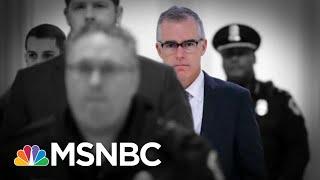 McCabe: Trump's Loyalty Demands Are Classic Criminal Enterprise Behavior   The 11th Hour   MSNBC