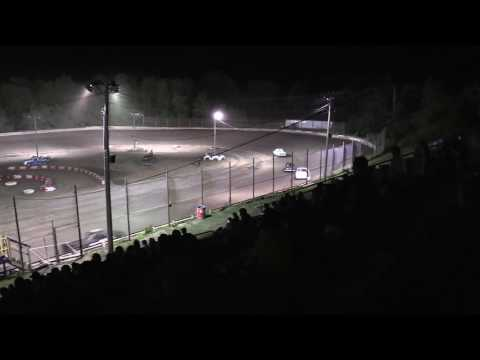 Hilltop Speedway Dirt Truck Feature 6-24-17