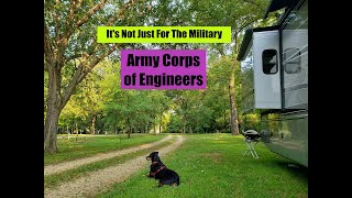 Army Corp of Eฑgineers Camping in Illinois
