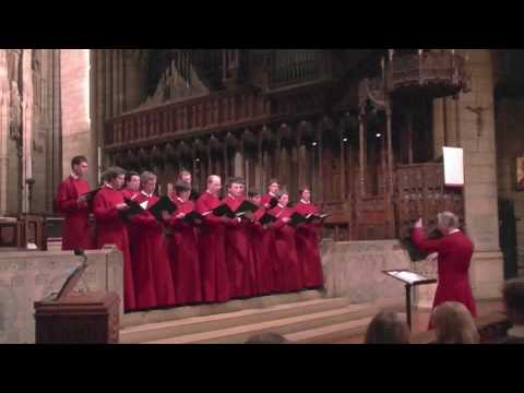 Tallis, Lamentations - Choir of New College Oxford