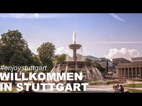 Willkommen in Stuttgart!