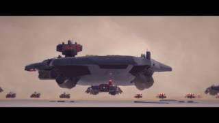 How Does Homeworld: Deserts of Kharak Compare to Previous Homeworlds?