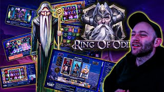 One Of My Best Online Slots Sessions! Battle Of The Beards!