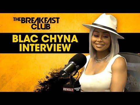 Blac Chyna Addresses Anger Issues, Kardashians, Love, Motherhood + More
