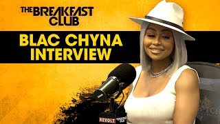 Blac Chyna Addresses Anger Issues, Kardashians, Love, Motherhood + More